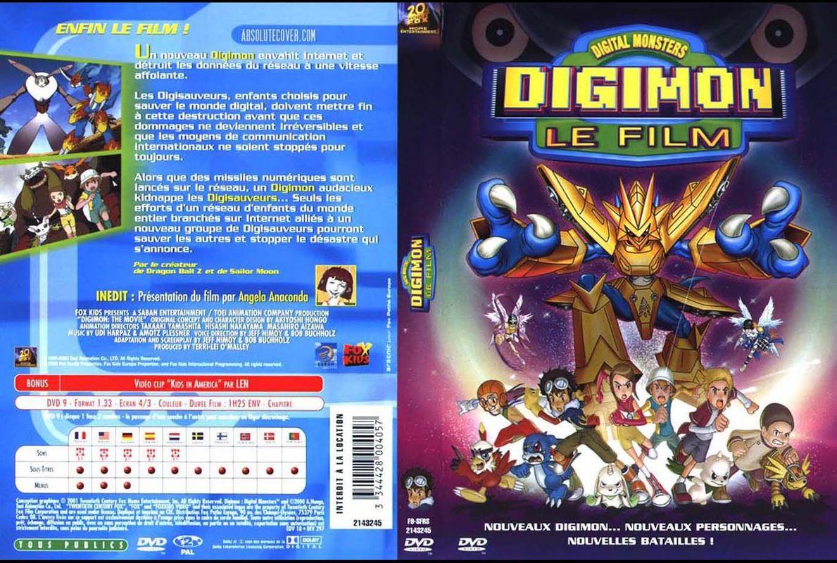 Digimon DVD DVDs amp Bluray Discs  eBay