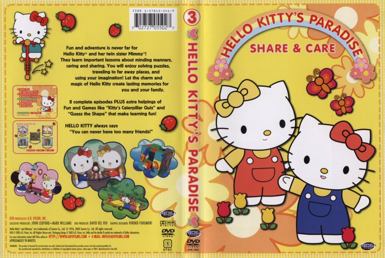 Hello Kitty s Paradise Essential Collection Vol 1 Details