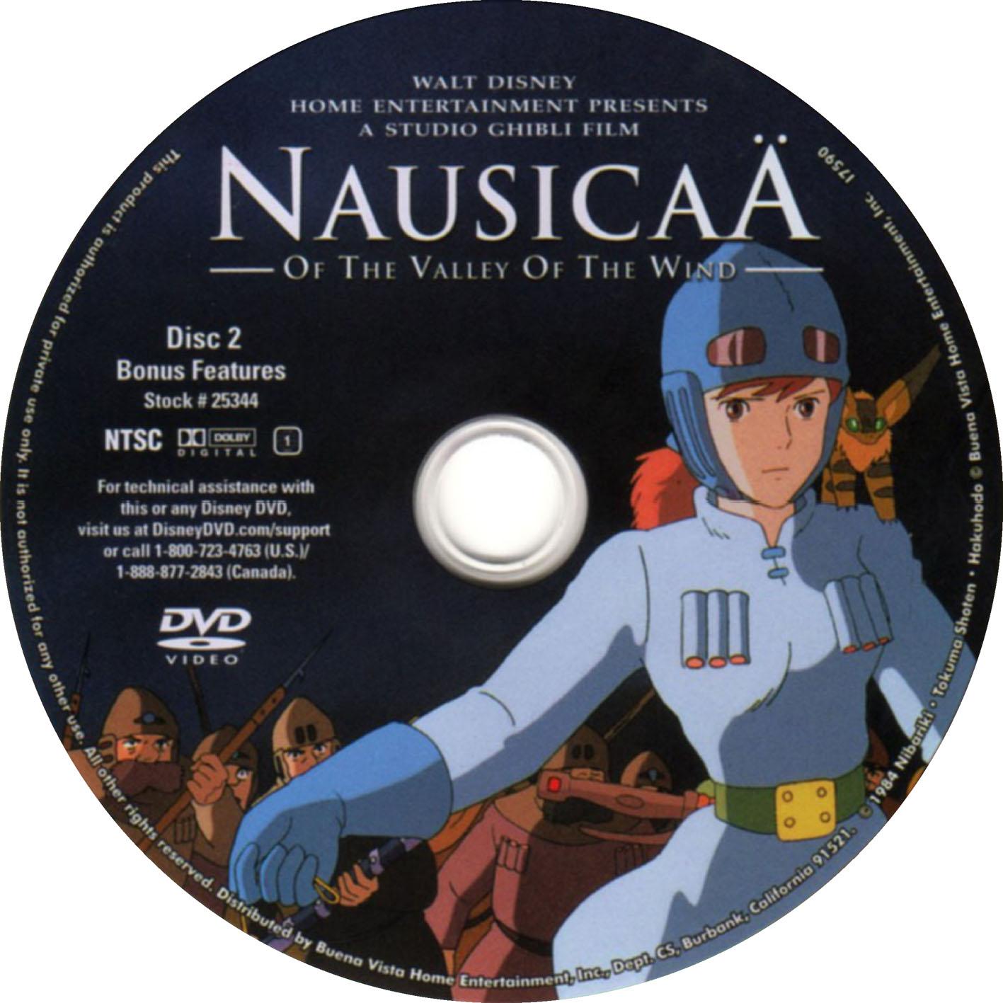 Amazon.com: Nausicaä of the Valley of the Wind: Alison Lohman ...